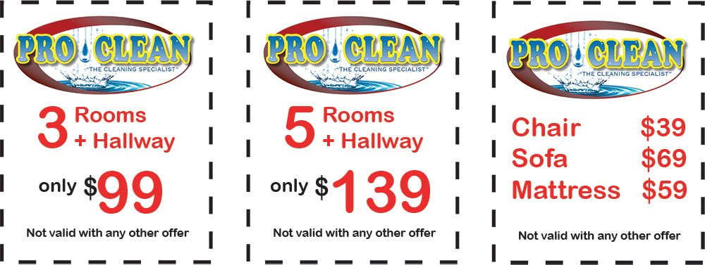 Proclean Coupons